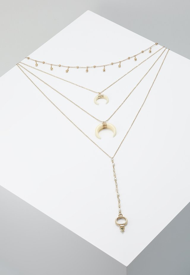 RANDI - Necklace - gold-coloured