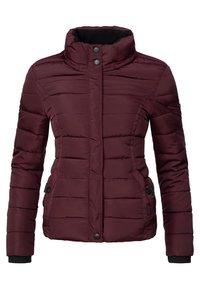 Navahoo - MIAMOR - Winter jacket - wine red - 3