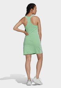 adidas Originals - ADICOLOR CLASSICS RACERBACK  - Jersey dress - green - 2