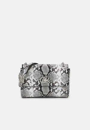 XBODY PYTHON - Handbag - grey