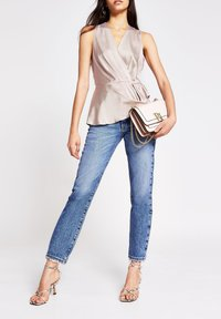 River Island - Blouse - grey - 1