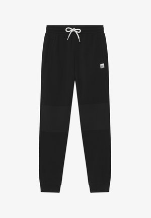 TEENS BASIC - Tracksuit bottoms - black