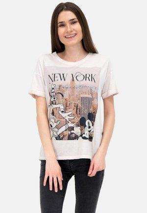 DISNEYS THREE FRIENDS - T-shirt print - white