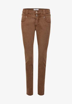 Jeans Skinny Fit - bronze
