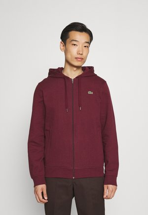 Zip-up sweatshirt - vine chine/vine chine