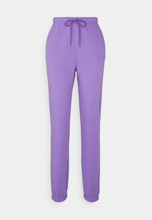 PCCHILLI PANTS - Tracksuit bottoms - dahlia purple