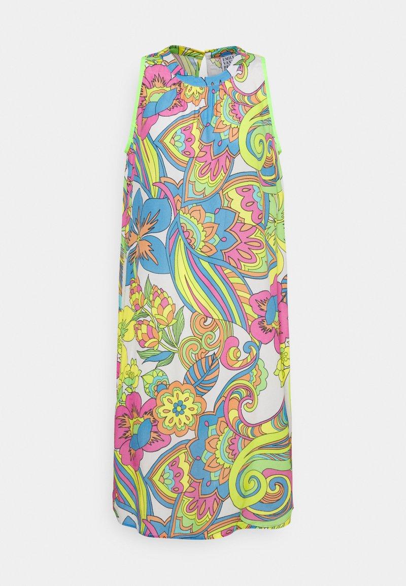 Emily van den Bergh - Day dress - multicolour