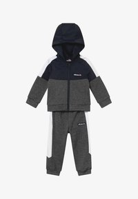 Ellesse - DOUG BABY SET - Tracksuit - dark grey/navy - 3