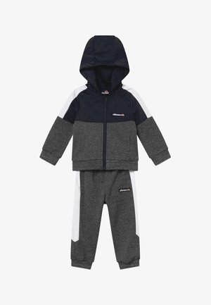 DOUG BABY SET - Tuta - dark grey/navy