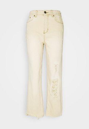 PAX - Straight leg jeans - desert rip