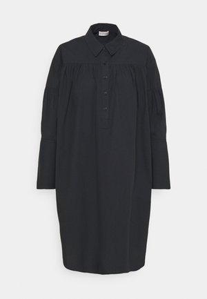 NIKOLANA - Shirt dress - black
