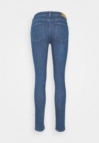 Scotch & Soda - BOHEMIENNE CROPPED - Jeans Skinny Fit - blue - 1