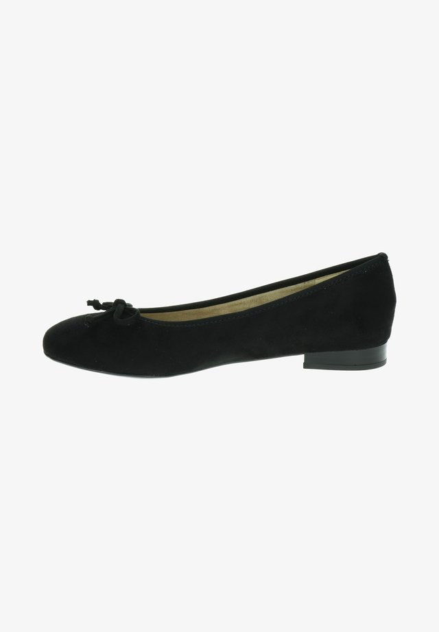 MOGLI - Ballerina's - zwart