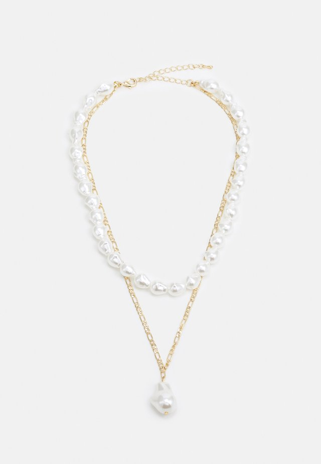 SHANNON NECKLACE - Ketting - gold-coloured