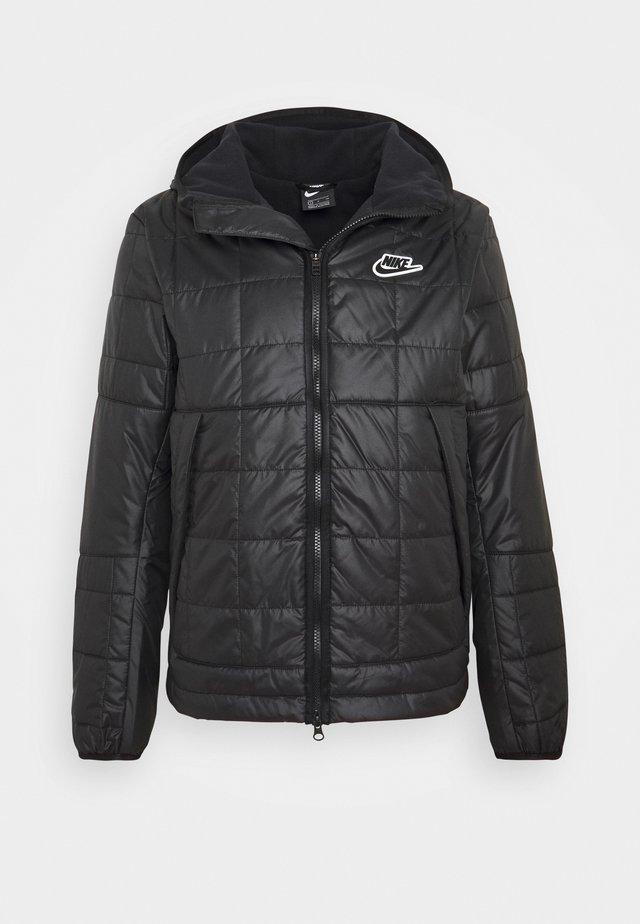 Light jacket - black/black/black