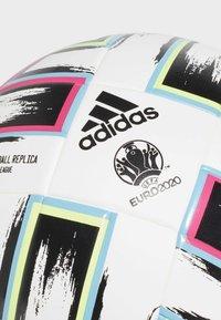 adidas Performance - UNIFO LEAGUE EURO CUP LAMINATED - Calcio - white - 3