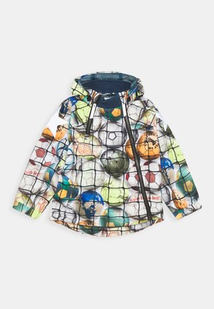 HOPLA - Waterproof jacket - multi-coloured