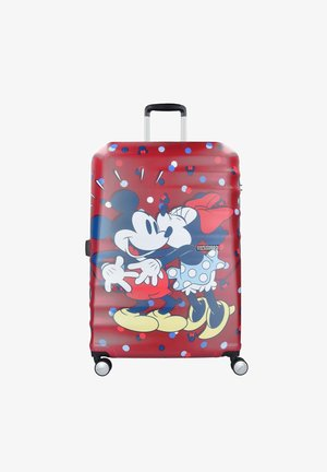 Kofferset - minnie loves mickey