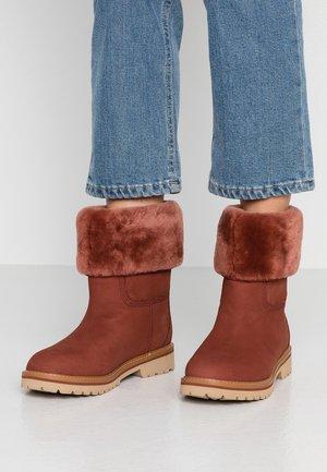 CHAMONIX VALLEY WP  - Winter boots - rust