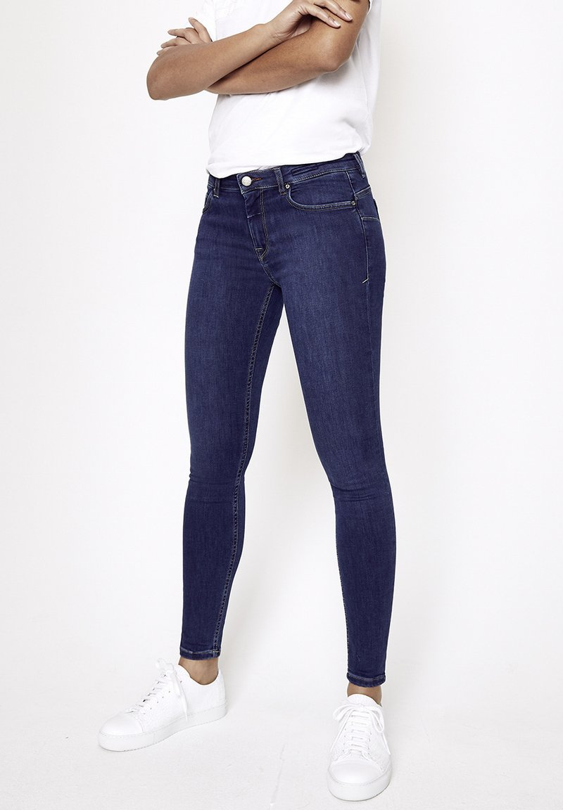 Five Fellas - ZOE - Jeans Skinny Fit - blau