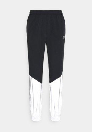 FREDERICK COLOURBLOCK REFLECTIVE TRACK PANTS - Træningsbukser - black/silver