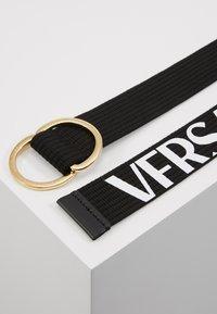 Versace Jeans Couture - Gürtel - black/white - 3