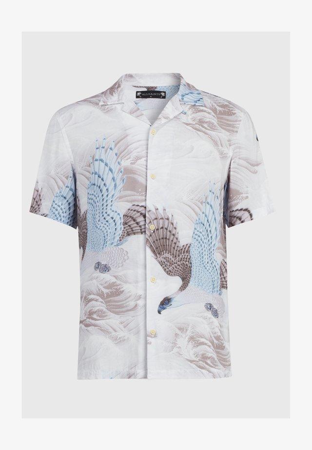 RAPAX SS  - Shirt - beige