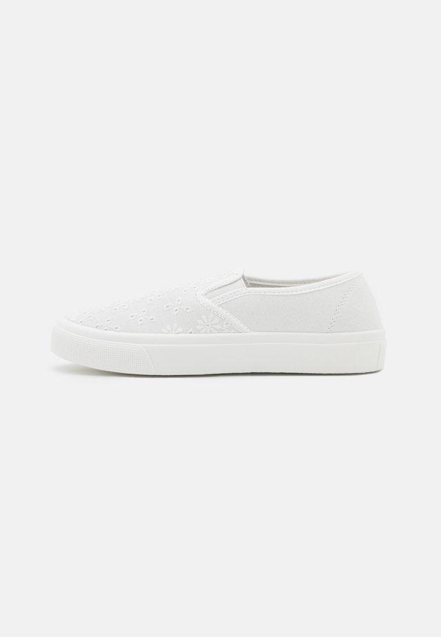 VEGAN HARPER  - Sneakers laag - white
