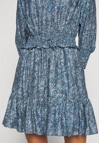 Rebecca Minkoff - DRESS - Shirt dress - blue/multi - 7