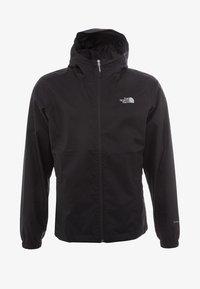 MENS QUEST JACKET - Hardshell jacket - black