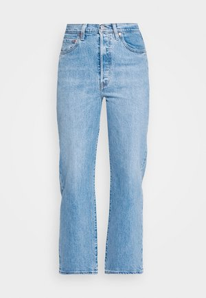 RIBCAGE STRAIGHT ANKLE - Jeans a sigaretta - tango gossip