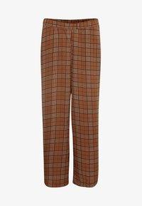 Karen by Simonsen - MICHIGANKB - Spodnie materiałowe - camel - 5