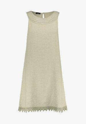 Day dress - safran