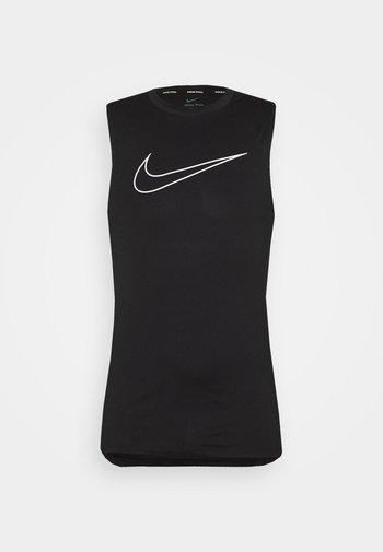 Sports shirt - black/white