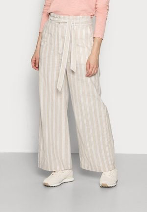 PAPERBAG - Trousers - sand