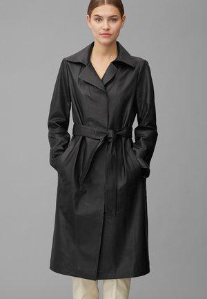 Trenchcoat - pure black