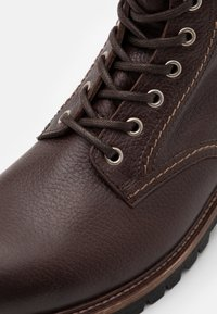 Belstaff - MARSHALL - Bottes à lacets - tobacco - 5