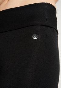 Deha - PANTA JAZZ - Teplákové kalhoty - black - 4