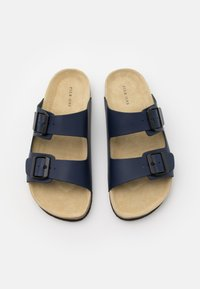 Pier One - UNISEX - Pantofole - dark blue - 3