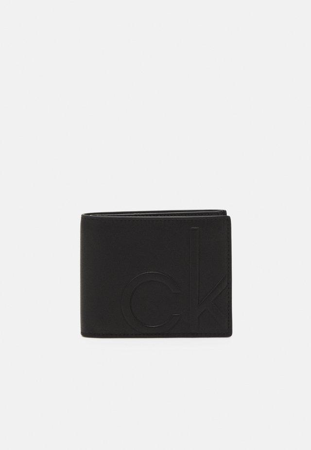 BIFOLD COIN - Portafoglio - black