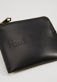 Paul Smith - CORNER ZIP POUCH - Geldbörse - black - 2