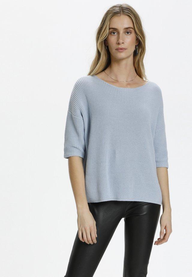 TEUSDAY - Maglione - cashmere blue