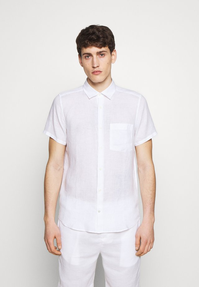 REGULAR BLOCK - Camicia - white