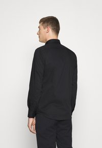 Benetton - BASIC - Formal shirt - black - 2