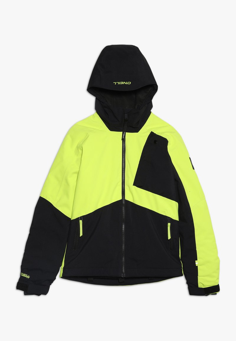 O'Neill - APLITE JACKET - Snowboardjas - black out