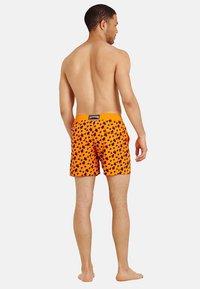 Vilebrequin - Swimming shorts - orange - 1