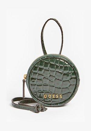 MINIPOCHETTE LOGO - Handbag - grün