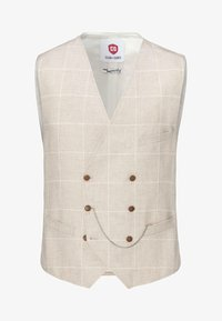 CG – Club of Gents - YOUR OWN PARTY - Bodywarmer - beige - 0