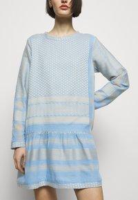CECILIE copenhagen - DRESS - Day dress - cloud - 5