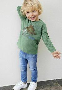 Name it - Straight leg jeans - light blue denim - 0